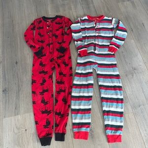 Two Pair Onesies size 6